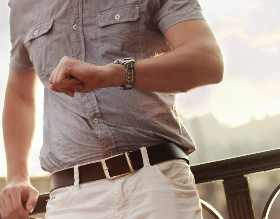 Jak skrócić bransoletkę w zegarku