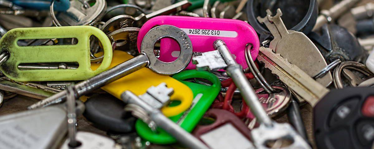 Jakich kluczy nie można dorobić