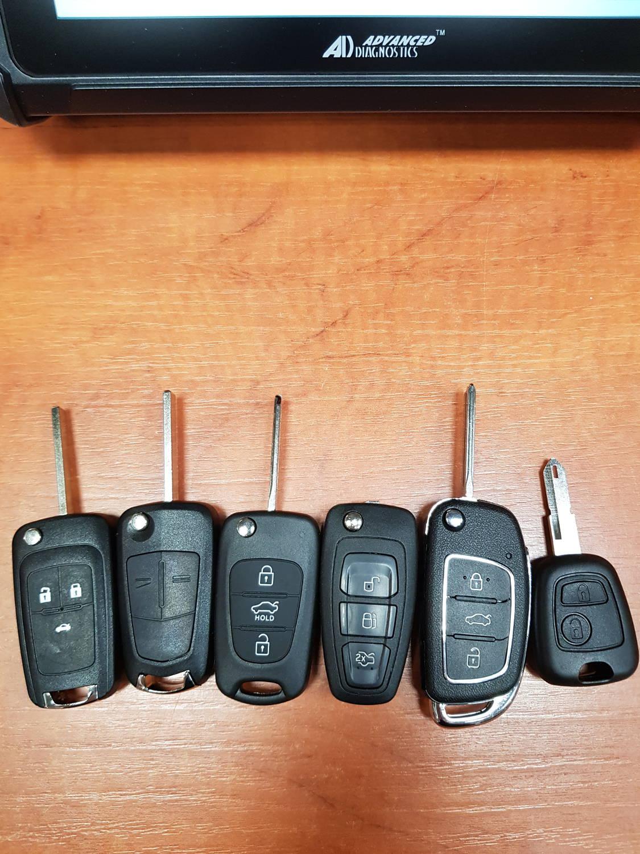 tarchomin klucze samochodowe